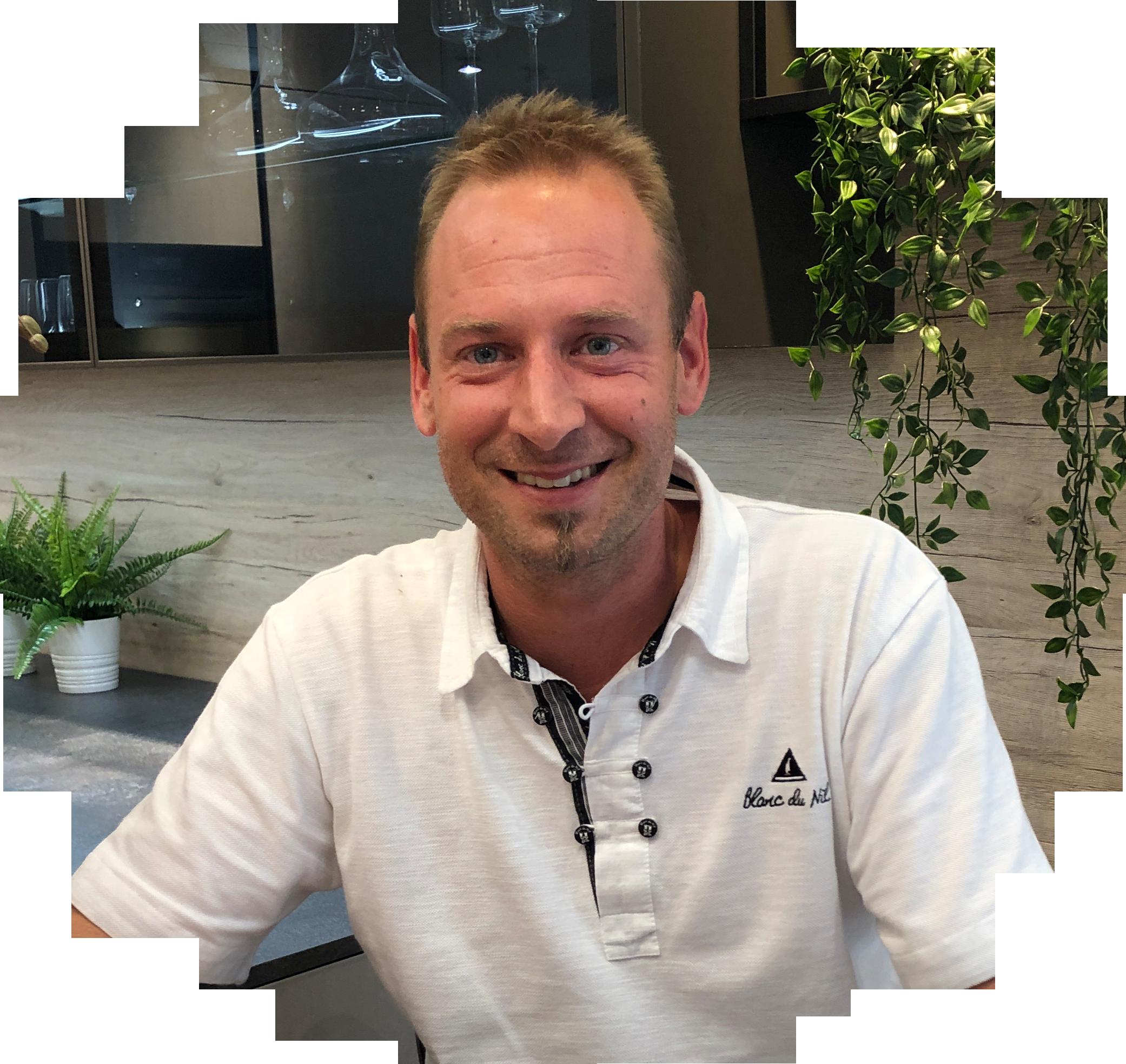 Andreas Podloutzky - Inhaber, Küchenplaner und Tischler